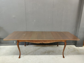 Talonpoikaisrokokoo suuri ruokapöytä 255 cm, Pöydät ja tuolit, Sisustus ja huonekalut, Salo, Tori.fi