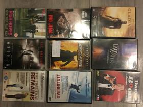 DVD movies - education, Kotiteatterit ja DVD-laitteet, Viihde-elektroniikka, Helsinki, Tori.fi