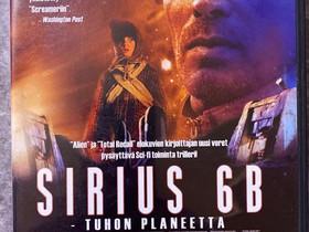 DVD: Sirius 6B - Tuhon Planeetta, Elokuvat, Alavus, Tori.fi