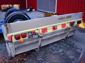 Salo 1200 hiekoitin, Muut koneet ja tarvikkeet, Työkoneet ja kalusto, Turku, Tori.fi