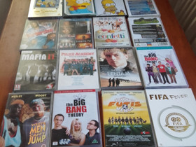 Dvd elokuvia, Elokuvat, Rantasalmi, Tori.fi