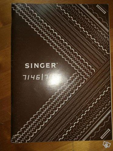 Singerin ohjekirja