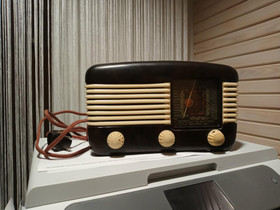 Vanha retroradio Telefunken, Muu viihde-elektroniikka, Viihde-elektroniikka, Lappeenranta, Tori.fi