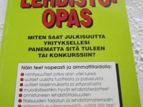 Yrityksen lehdistöopas, Harrastekirjat, Kirjat ja lehdet, Oulu, Tori.fi