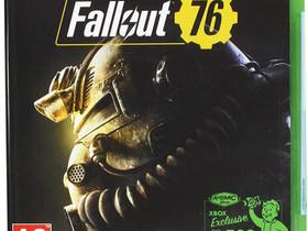 Fallout 76 Xbox One, Pelikonsolit ja pelaaminen, Viihde-elektroniikka, Lahti, Tori.fi