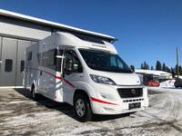 Uusi matkailuauto (5:lle) vapaa 29.8. alkaen -21