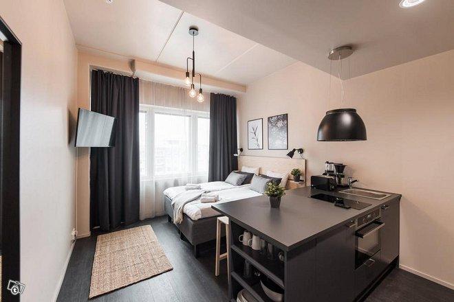 Uusi huoneisto Tikkurilan asemalta (Dixi)