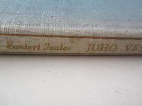 Ivalo, Santeri: Juho Vesainen, Kaunokirjallisuus, Kirjat ja lehdet, Turku, Tori.fi