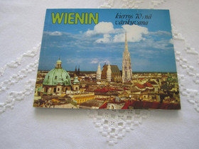 Wien kierros 70:nä värikuvana, Harrastekirjat, Kirjat ja lehdet, Oulu, Tori.fi