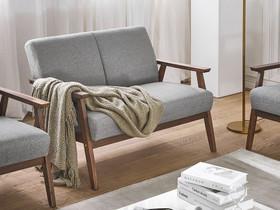2-istuttava sohva kankainen harmaa ASNES, Sohvat ja nojatuolit, Sisustus ja huonekalut, Tuusula, Tori.fi