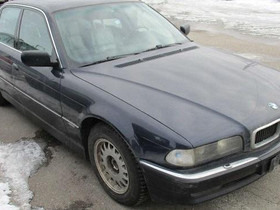 Purkuauto: BMW 750IA V12 1995, Autovaraosat, Auton varaosat ja tarvikkeet, Tampere, Tori.fi
