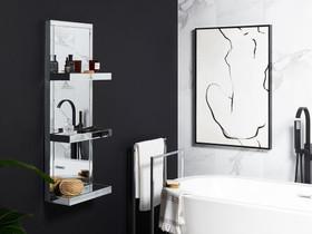 Seinähylly kylpyhuoneeseen peilipinnalla GAONA, Hyllyt ja säilytys, Sisustus ja huonekalut, Tuusula, Tori.fi