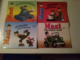 Masi sarjakuva kirjat, Sarjakuvat, Kirjat ja lehdet, Kajaani, Tori.fi