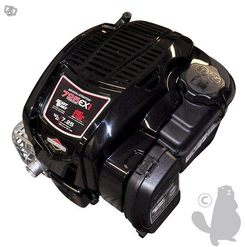 Paikallismoottori b&s series 725 exi mbs104m02-016