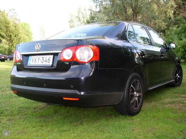 Volkswagen Jetta 1,4 TSI 2007 3