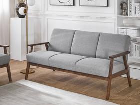3-istuttava sohva kankainen harmaa ASNES, Sohvat ja nojatuolit, Sisustus ja huonekalut, Tuusula, Tori.fi