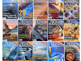 Tieteen kuvalehti 2004, Lehdet, Kirjat ja lehdet, Oulu, Tori.fi