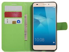 Huawei Honor 7 Lite Kotelo Vihreä Lompakko, Puhelintarvikkeet, Puhelimet ja tarvikkeet, Pori, Tori.fi