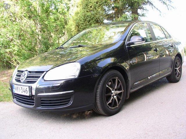 Volkswagen Jetta 1,4 TSI 2007 6
