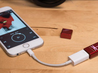 AudioQuest DragonFly Red DAC/kuulokevahvistin UUSI