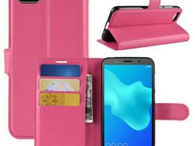 Huawei Honor 7S Lompakkokotelo Pinkki, Puhelintarvikkeet, Puhelimet ja tarvikkeet, Pori, Tori.fi