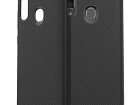 Samsung Galaxy A40 Suojakuori Silikoni Musta, Puhelintarvikkeet, Puhelimet ja tarvikkeet, Pori, Tori.fi