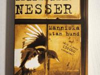 Håkan Nesser: Människa utan hund (uudenveroinen)
