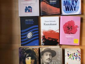 Kaunokirjallisuutta, Kaunokirjallisuus, Kirjat ja lehdet, Helsinki, Tori.fi