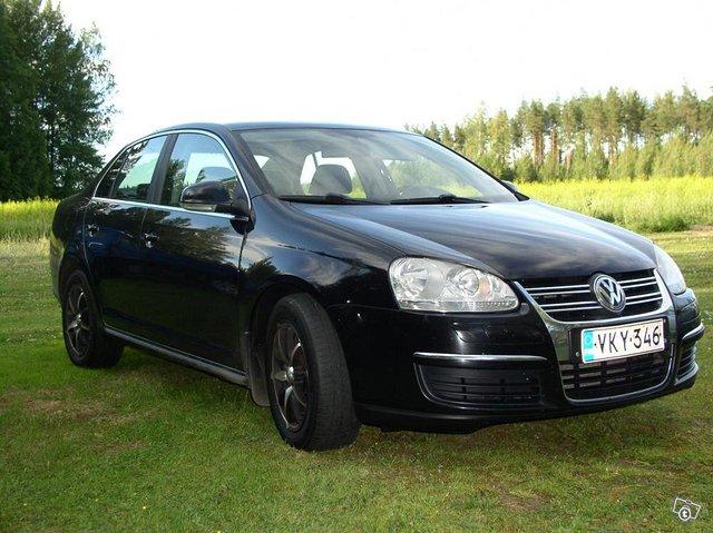Volkswagen Jetta 1,4 TSI 2007 2