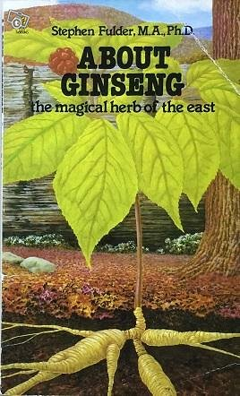 About ginseng, a magical hero of the east
