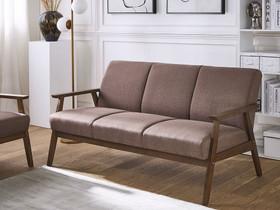 3-istuttava sohva kankainen ruskea ASNES, Sohvat ja nojatuolit, Sisustus ja huonekalut, Tuusula, Tori.fi