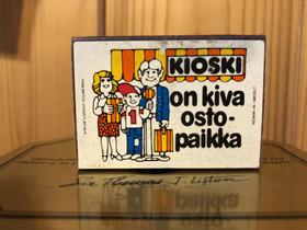 Finn-Match Tulitikkurasia Vanha 2kpl, Muu keräily, Keräily, Alavus, Tori.fi