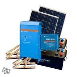 Aurinkopaneelit, -tuotteet ja - järjestelmät