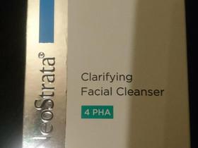 Neostrata clarifying facial cleanser/ruusufinni, Kauneudenhoito ja kosmetiikka, Terveys ja hyvinvointi, Espoo, Tori.fi