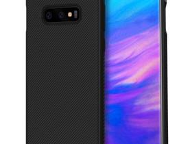 Samsung Galaxy S10e Suojakuori Silikoni Musta, Puhelintarvikkeet, Puhelimet ja tarvikkeet, Pori, Tori.fi