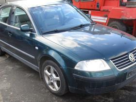 Purkuauto: VW PASSAT 1,8TURBO -2003, Autovaraosat, Auton varaosat ja tarvikkeet, Tampere, Tori.fi