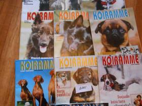 Koiramme -lehtiä vuodelta 2001 10 kpl, Lehdet, Kirjat ja lehdet, Vaasa, Tori.fi