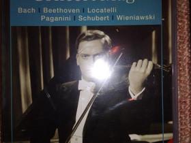 Yehudi Menuhin in Concert Magic -dvd, Imatra/posti, Musiikki CD, DVD ja äänitteet, Musiikki ja soittimet, Imatra, Tori.fi