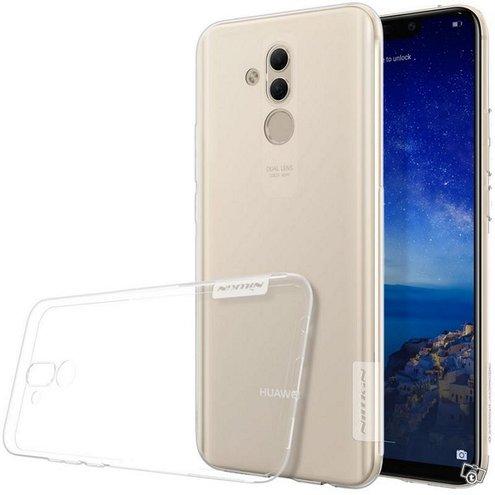 Huawei Mate 20 Lite Suojakuori Nillkin Läpinäkyvä