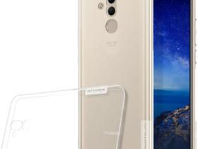 Huawei Mate 20 Lite Suojakuori Nillkin Läpinäkyvä, Puhelintarvikkeet, Puhelimet ja tarvikkeet, Pori, Tori.fi