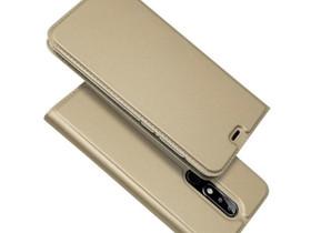 Nokia 5.1 Plus Kannellinen Suojakotelo Kulta, Puhelintarvikkeet, Puhelimet ja tarvikkeet, Pori, Tori.fi