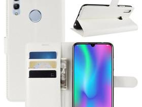 Huawei P Smart (2019) Kotelo PU-Nahka Valkoinen, Puhelintarvikkeet, Puhelimet ja tarvikkeet, Pori, Tori.fi