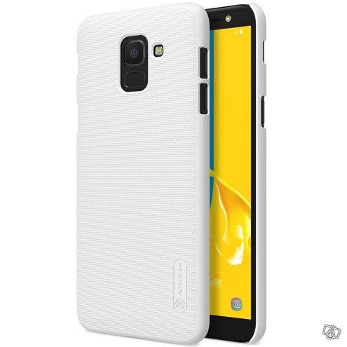 Samsung Galaxy J6 (2018) Kuori Nillkin Valkoinen