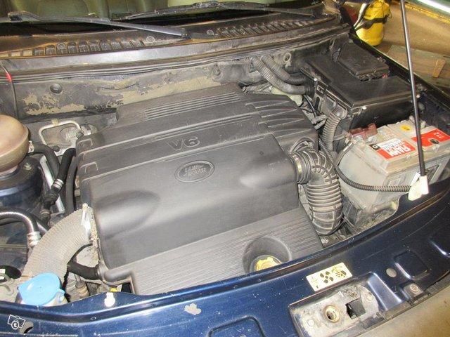 Land Rover Freelander V6 automaatti 4