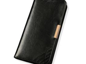 Samsung Galaxy Note 8 Nahkakotelo KLD Musta, Puhelintarvikkeet, Puhelimet ja tarvikkeet, Pori, Tori.fi