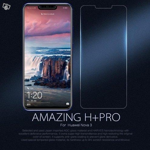 Huawei Nova 3 Panssarilasi Nillkin Amazing H+Pro