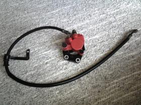 Keeway Ry-6 skootteri etu jarrusatula ym mallit, Muut motovaraosat ja tarvikkeet, Mototarvikkeet ja varaosat, Himanka, Tori.fi