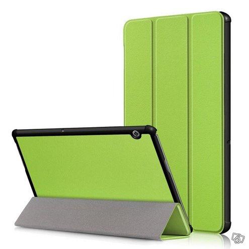 Huawei MediaPad T5 10 10.1 Suojakotelo Vihreä