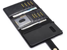 Samsung Galaxy S10e 2-in-1 Kotelo DG.MING Musta, Puhelintarvikkeet, Puhelimet ja tarvikkeet, Pori, Tori.fi