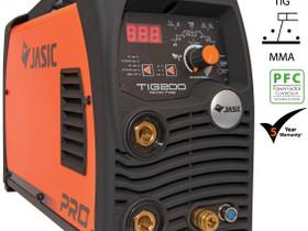 Uutuus JASIC PRO TIG 200AC/DC PULS MINI DIGITAL, Muut koneet ja tarvikkeet, Työkoneet ja kalusto, Tornio, Tori.fi